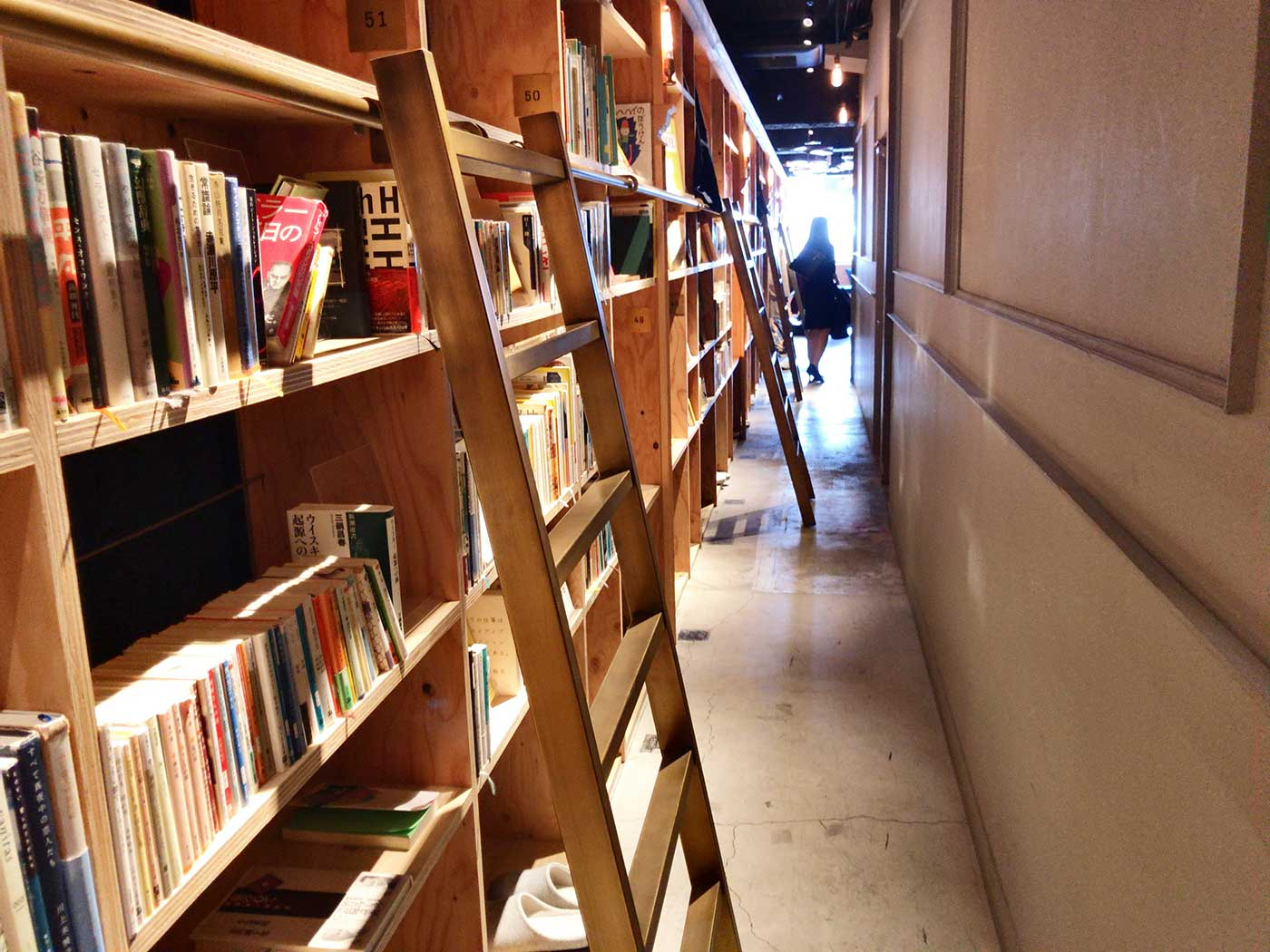 book and bed東京の中