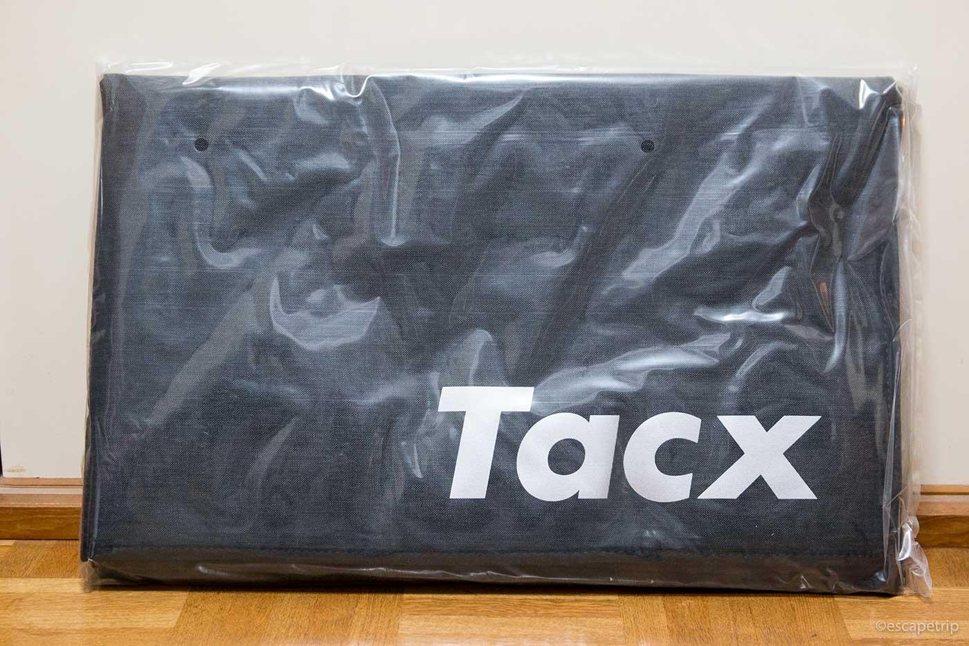 Tacx製のマット