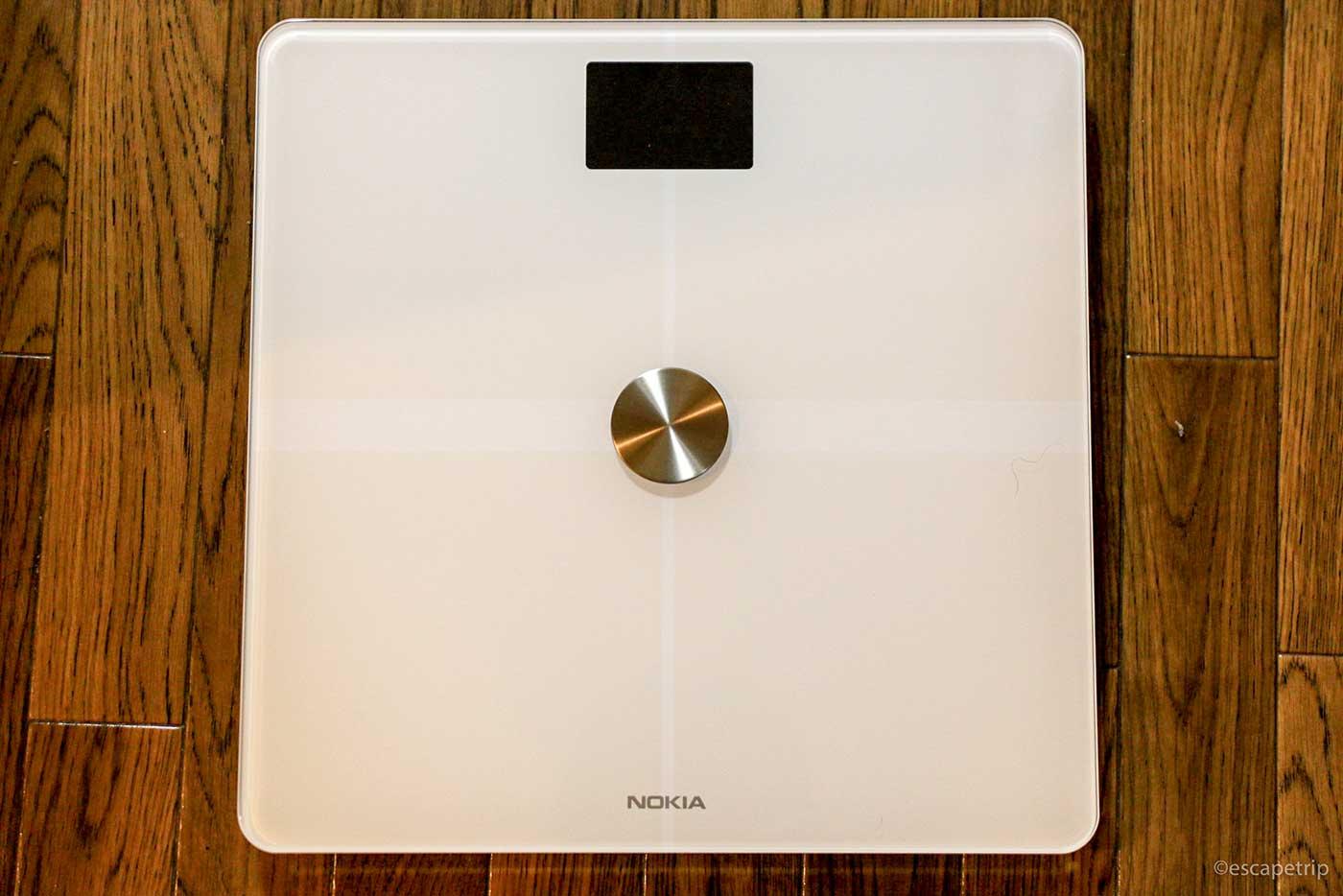 ノキアのスマート体重計「body+」