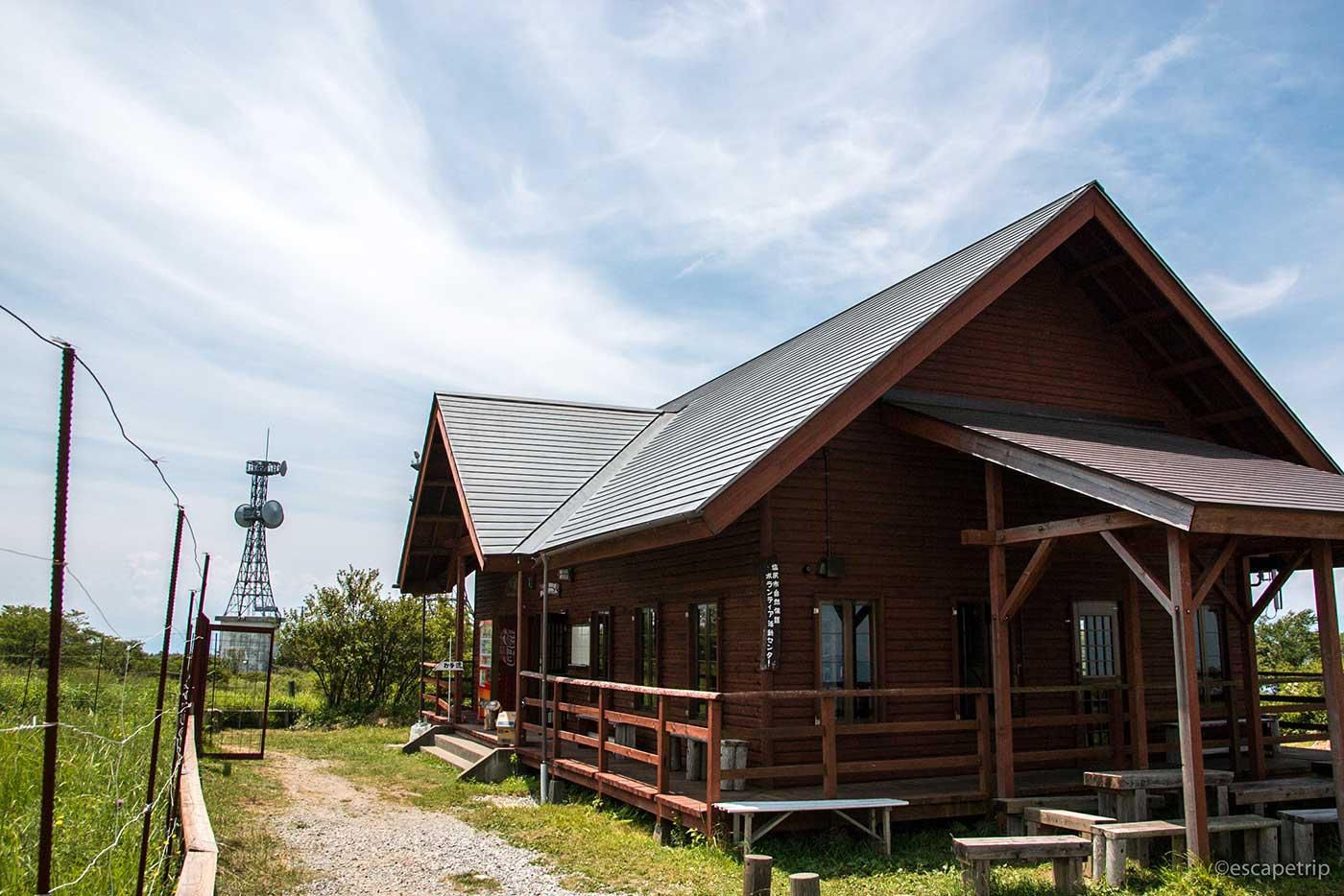 高ボッチ高原のボランティア活動センター