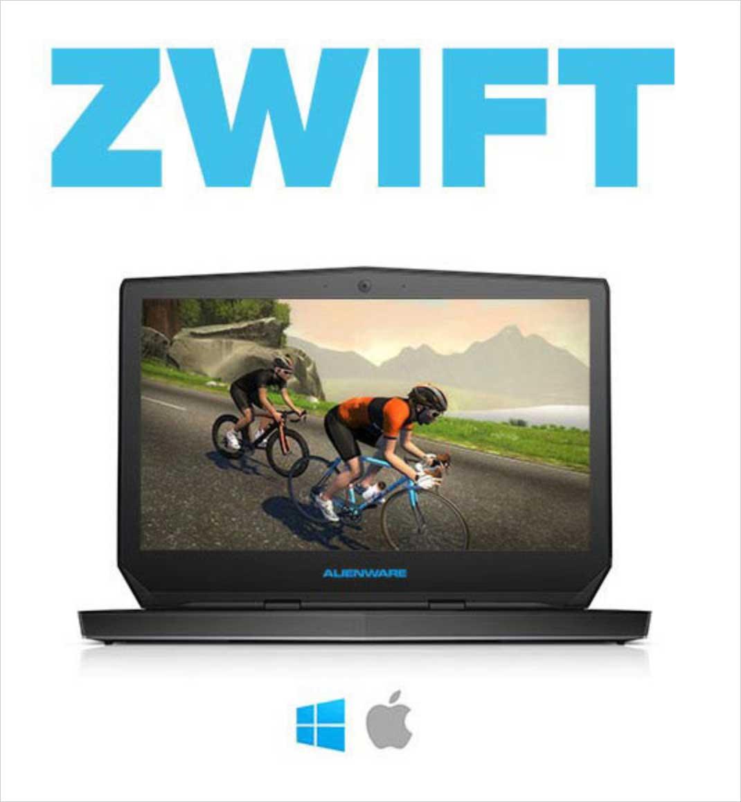 Zwift対応プラットフォーム