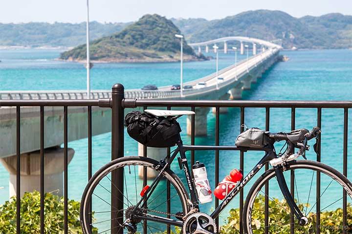 山口県ライド2日目記事のアイキャッチ