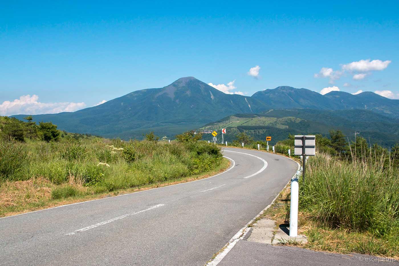 夏の霧ヶ峰高原その1