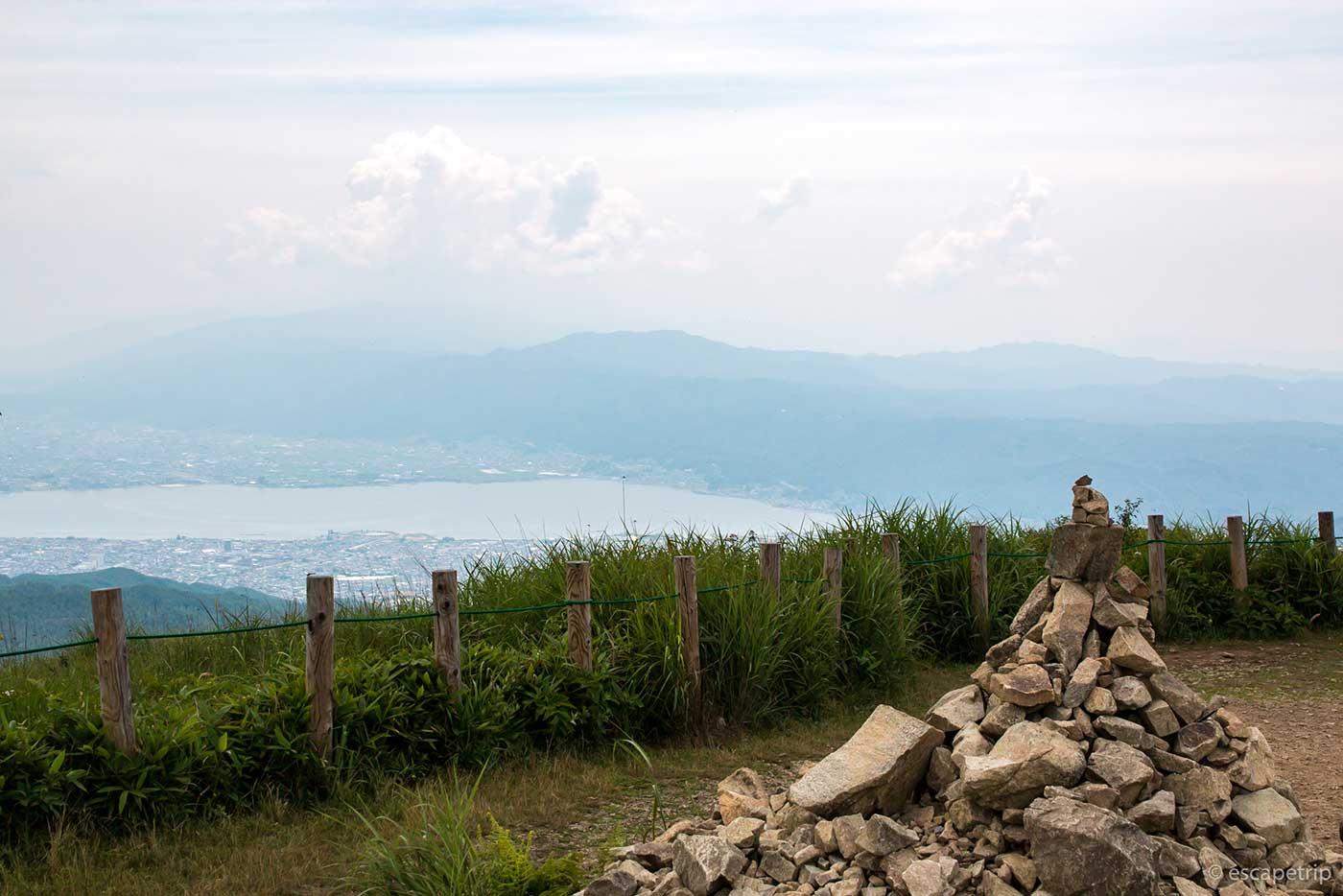高ボッチ高原の風景その3