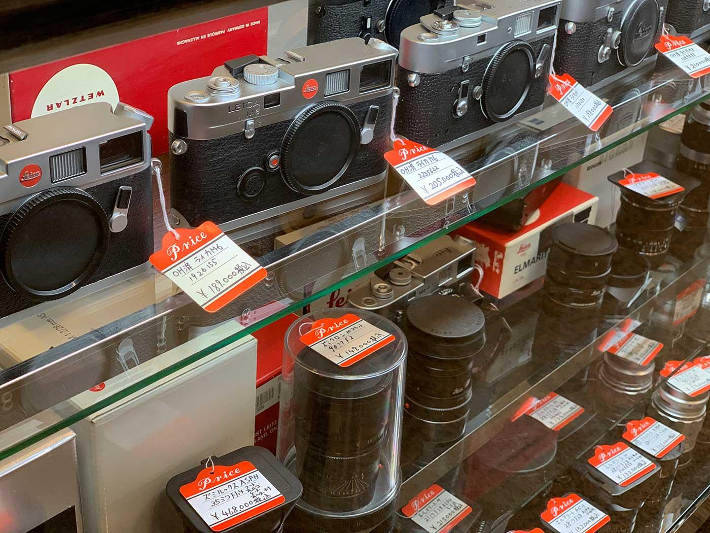CP+の中古カメラその2