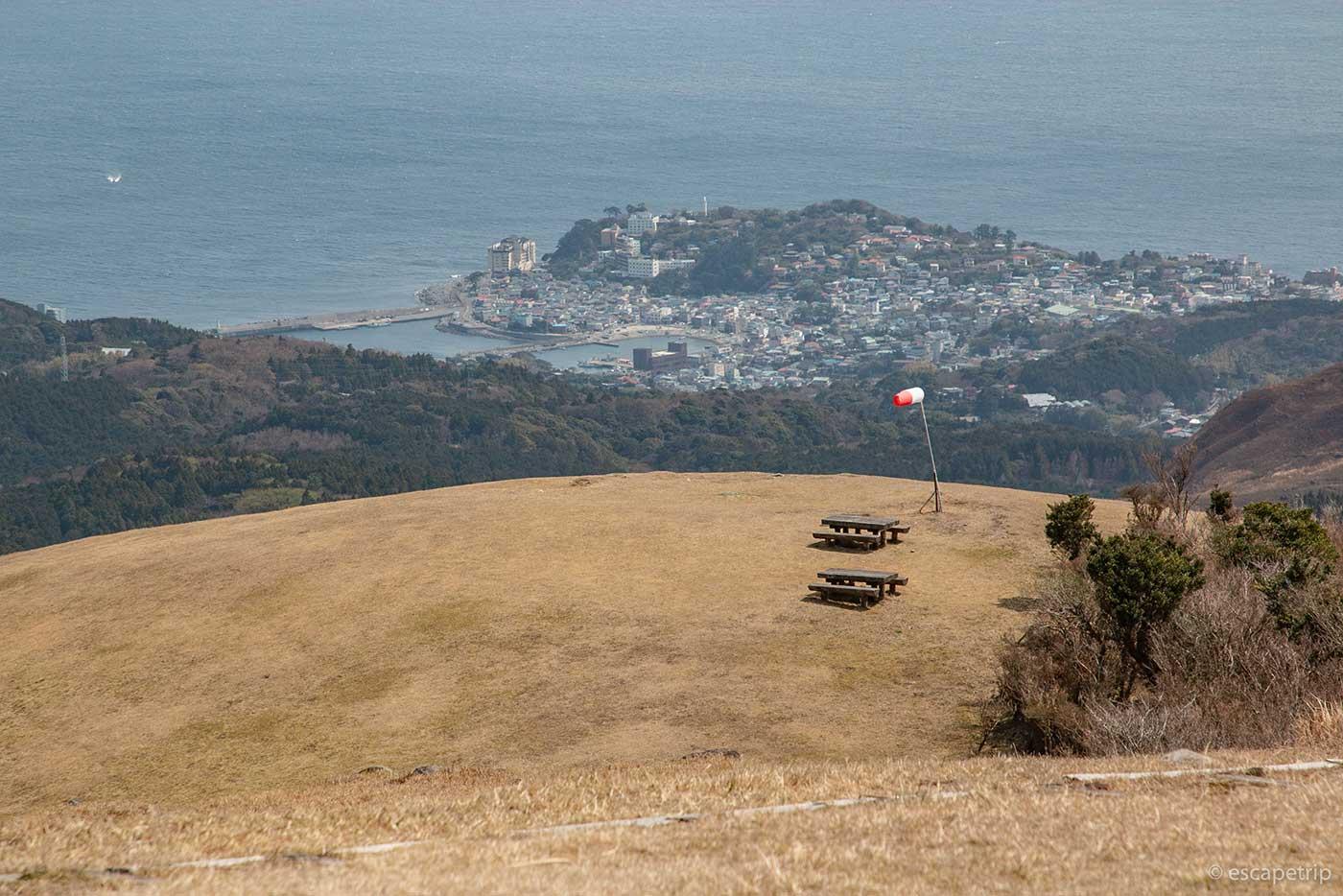稲取細野高原の絶景ポイント