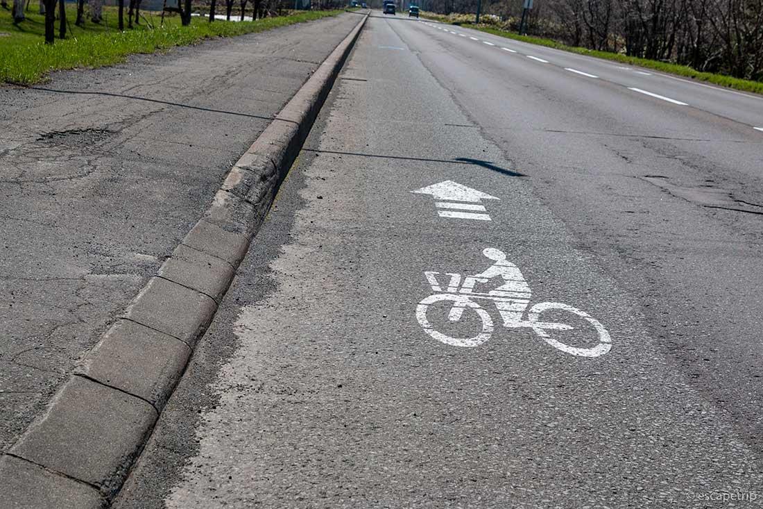 北海道の自転車道