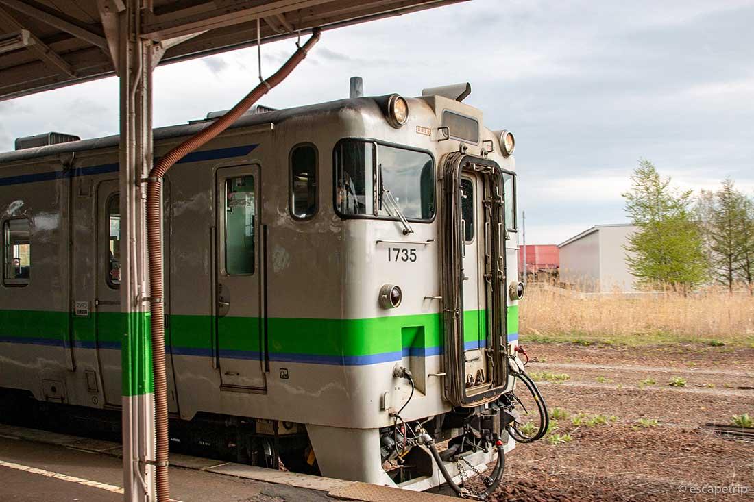 北海道の列車
