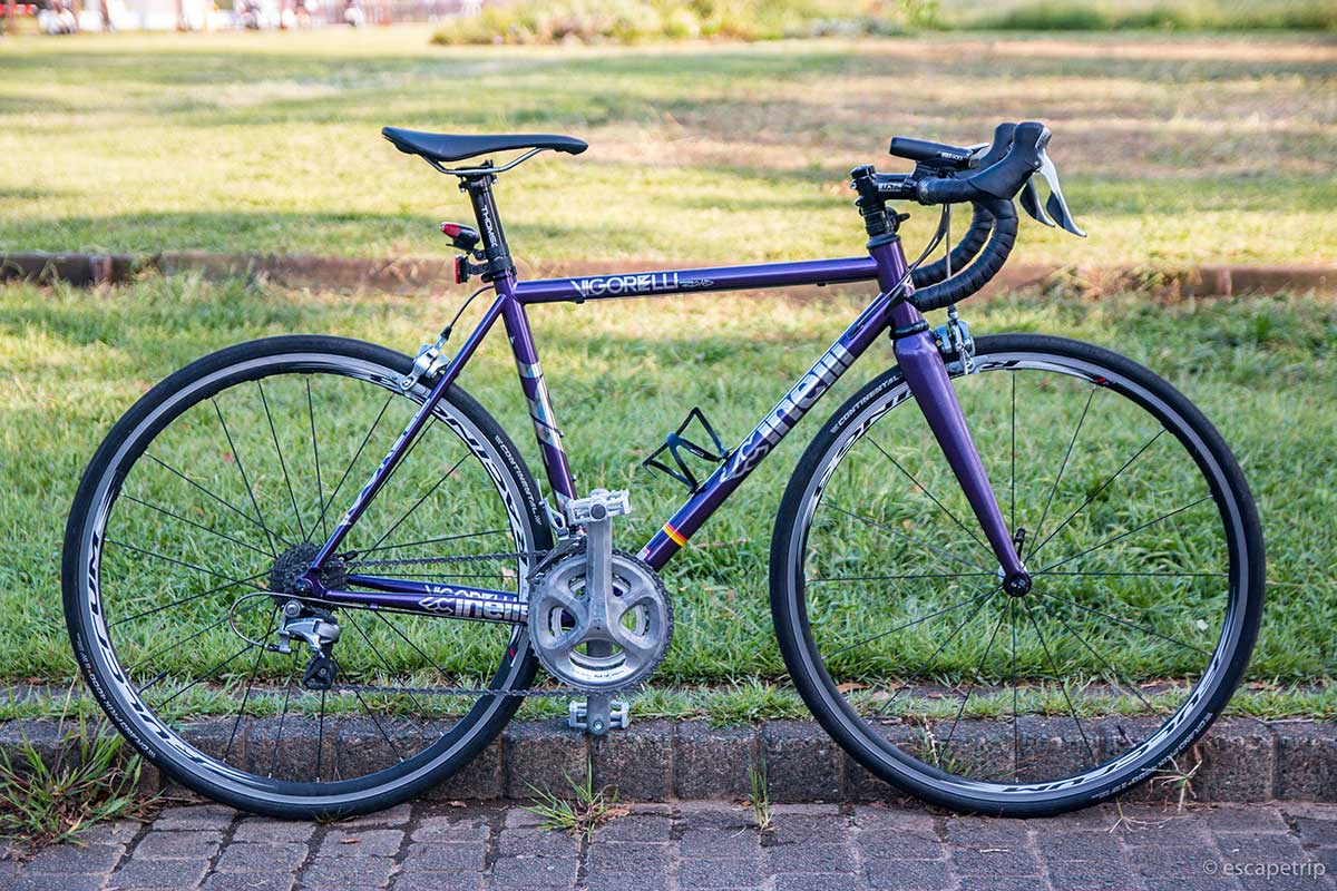 CINELLI VIGORELLI ROADの外観