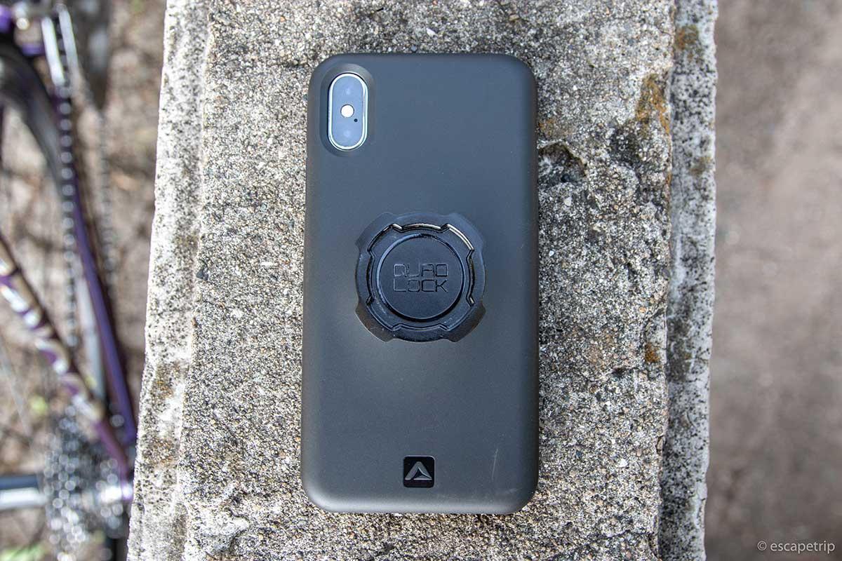 クアッドロックのiPhoneケース