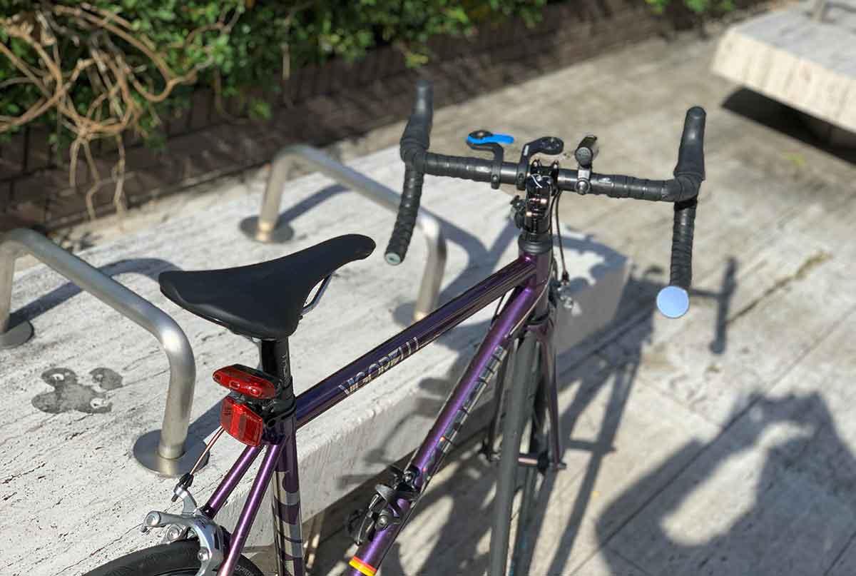CINELLIのロードバイク