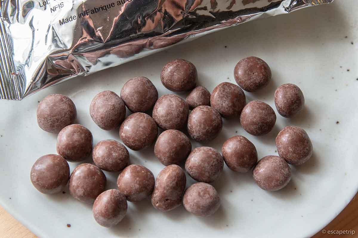 マイプロテインのチョコボール