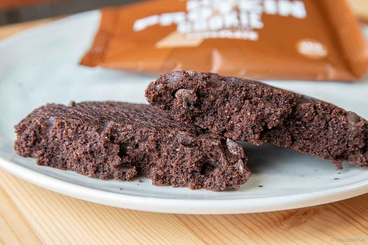 マイプロテインのベイクドプロテインクッキー