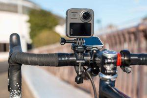 GoProのハンドルバーマウントについて
