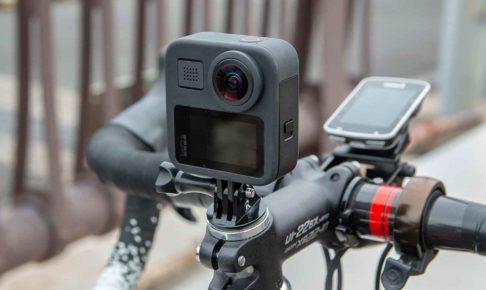 GoPro用のトップキャップマウント