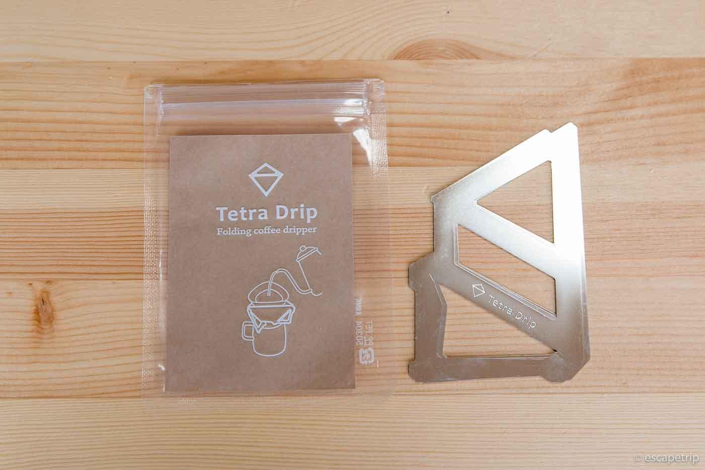 Tetra Drip 01Sのケース