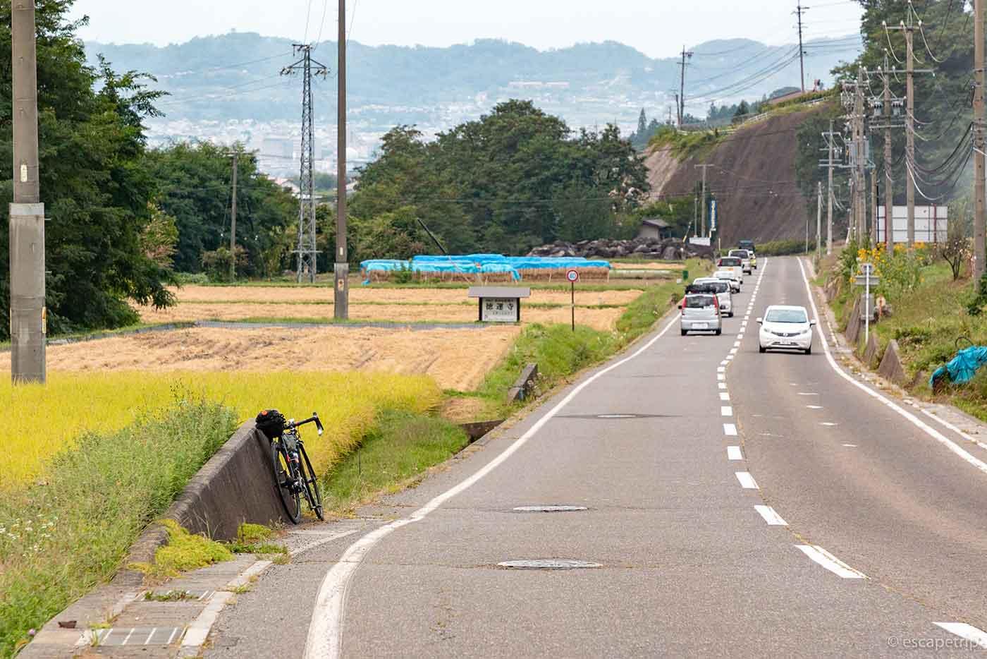 長野県の下り坂