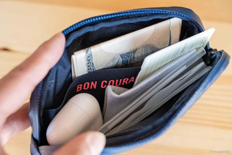 Raphaの財布の中身