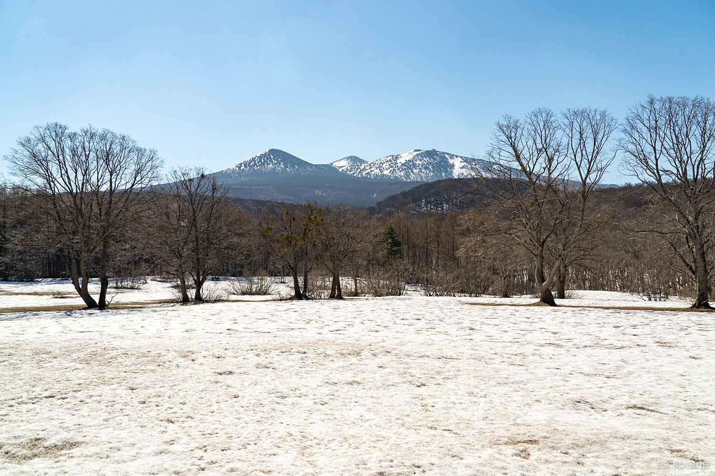 雪の八甲田山