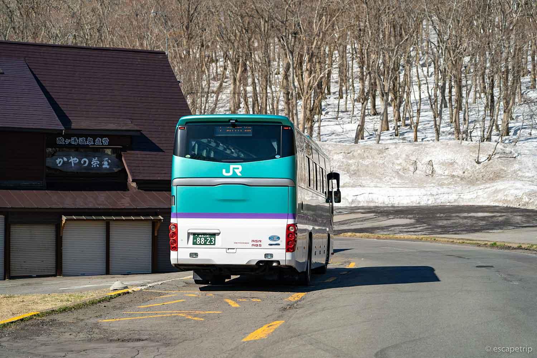 JRバス「みずうみ号」